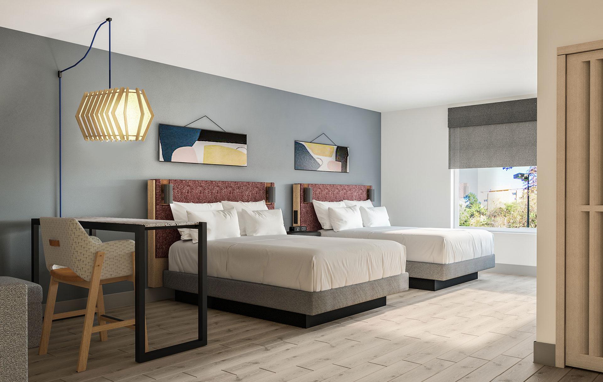 Atwell Suites Bedroom