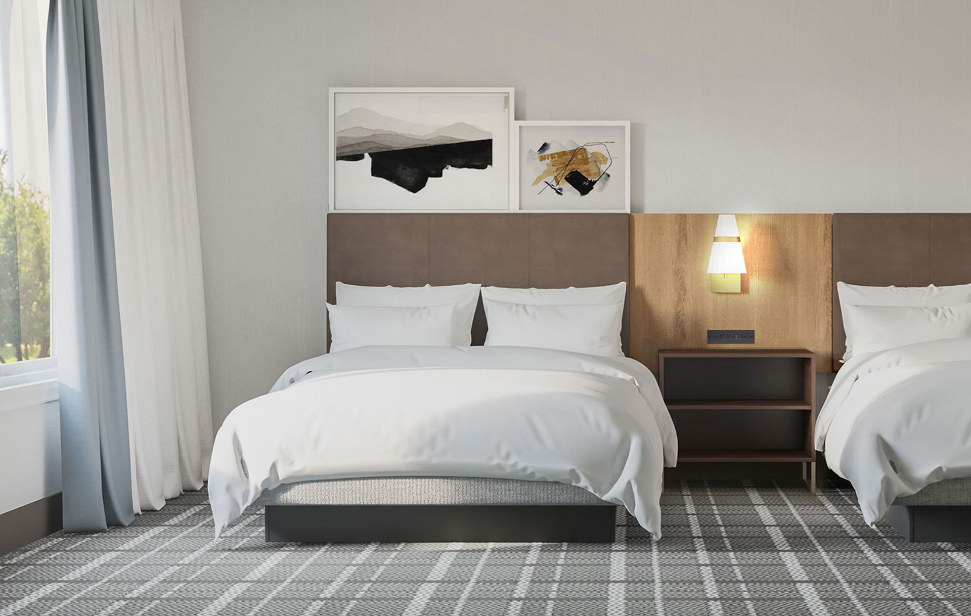 Staybridge Suites Beds