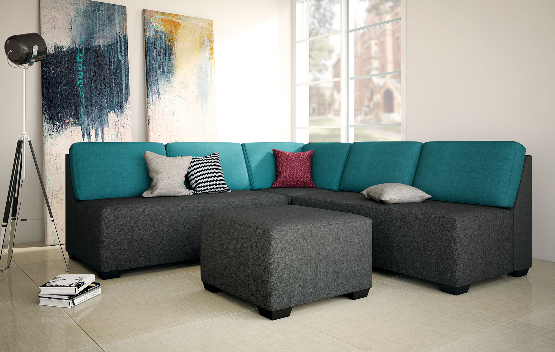 Laguna soft seating collection